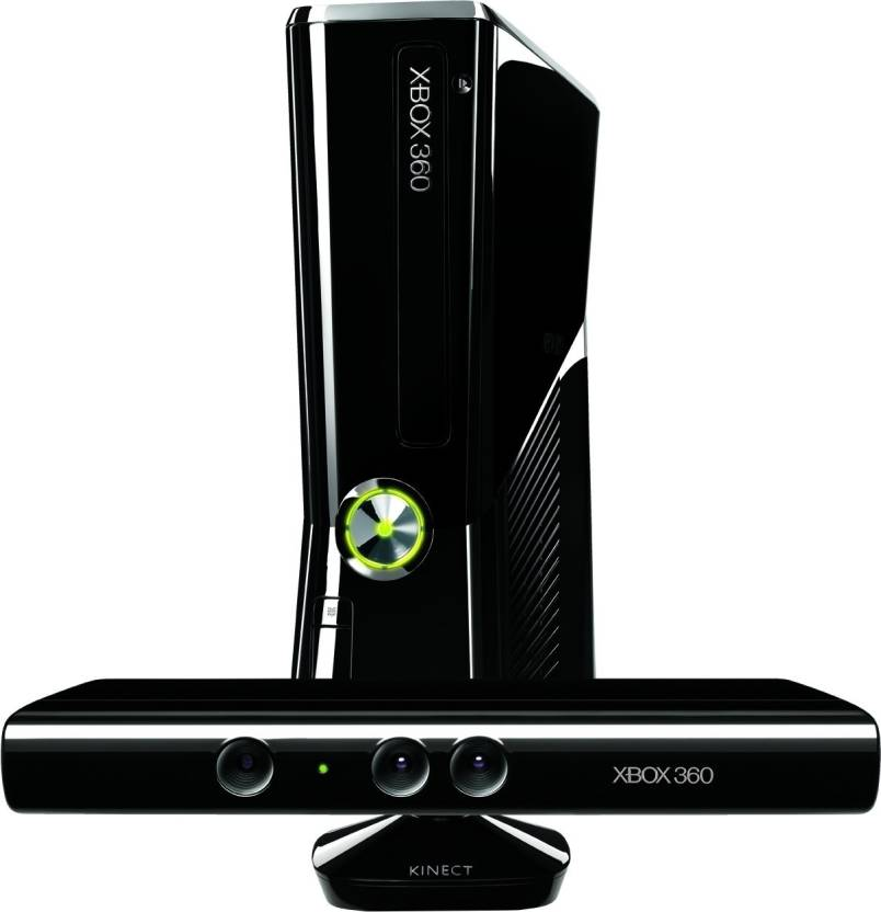 Microsoft Xbox 360 250 GB with Kinect Adventures