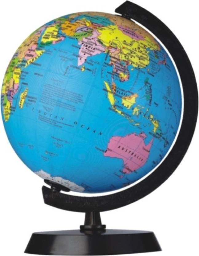 Globus 606 A Desk Table Top Political World Globe