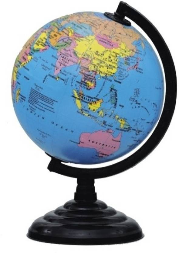 Globus 505 desk table top political world globe price in india globus 505 desk table top political world globe gumiabroncs Image collections