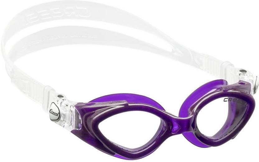 82d2d348649e Cressi LILAC FOX SMALL FIT Swimming Goggles - Buy Cressi LILAC FOX ...