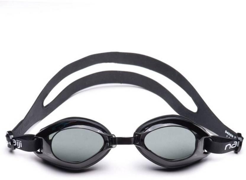 3ee08110f3 Nabaiji by Decathlon Myopia Goggles Miroir 600 Swimming Goggles (Black)