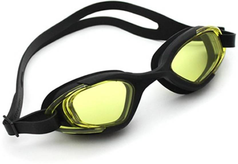 Viva Sports 130 Swimming Goggles Black, Yellow  Viva Sports Swimming Goggles