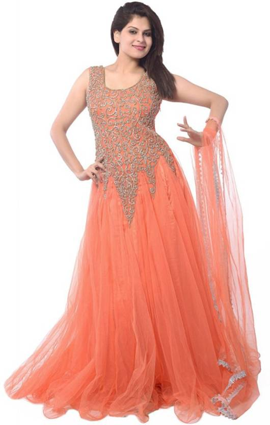 befa48b4dd Jenny Fashion Straight Gown Price in India - Buy Jenny Fashion ...
