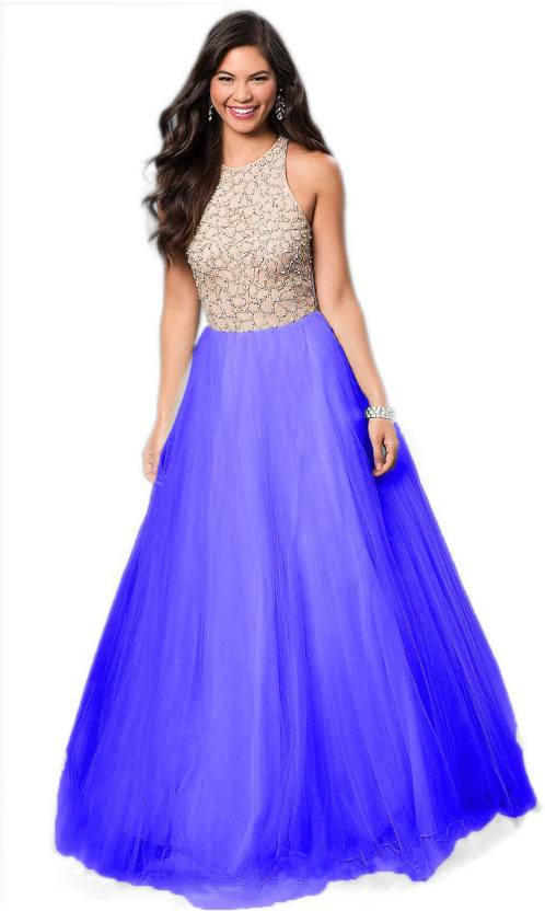 18619fe6870 Royal Drift Flared Gown Price in India - Buy Royal Drift Flared Gown ...
