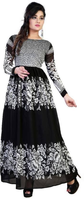 206d791847b Shreeji Designer Anarkali Gown