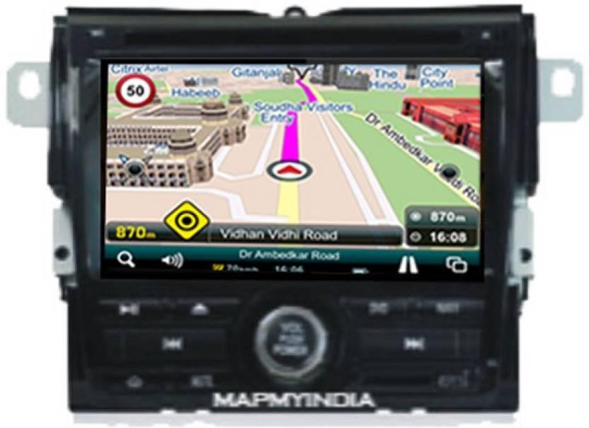Mapmyindia AVN-R Honda City GPS Device Price in India - Buy