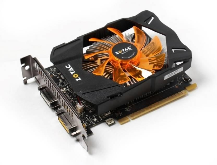 Zotac NVIDIA GTX 750 1 GB DDR5 Graphics Card