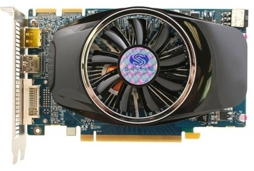 Sapphire AMD/ATI Radeon HD 6750 1 GB DDR3 Graphics Card