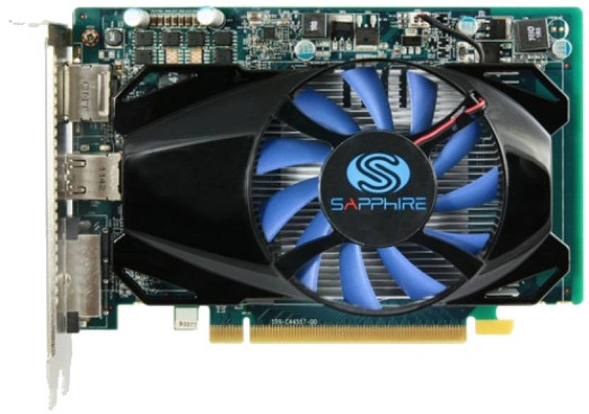 Sapphire AMD/ATI HD 7750 1 GB GDDR5 Graphics Card