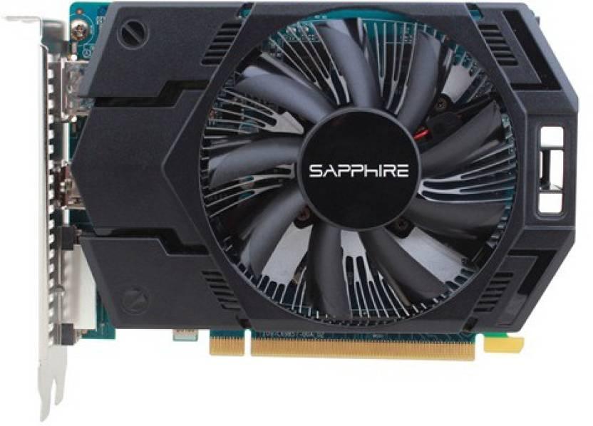 Sapphire AMD/ATI HD 7770 1 GB GDDR5 Graphics Card