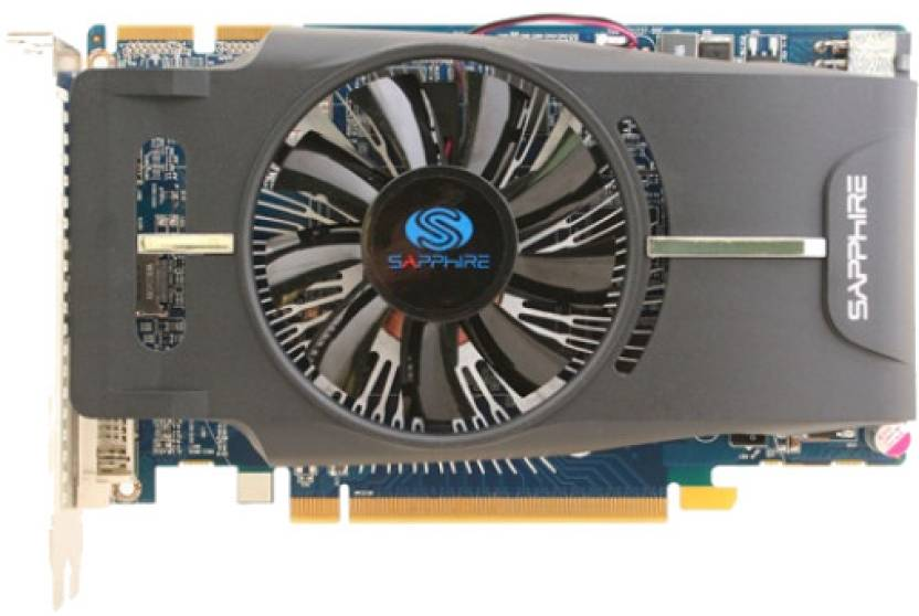 Sapphire AMD/ATI Radeon HD 6770 1 GB GDDR5 Graphics Card