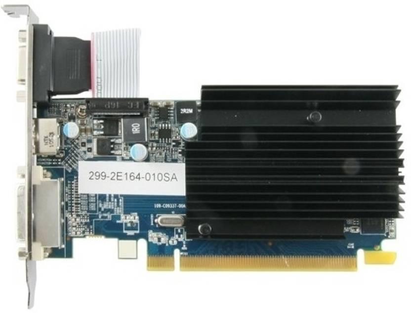 Sapphire AMD/ATI Radeon HD 6450 1 GB DDR3 Graphics Card