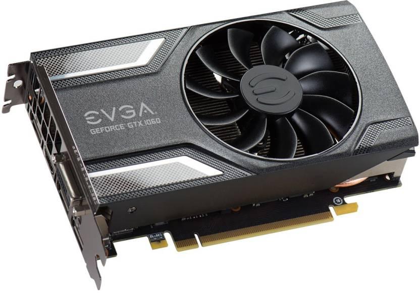 EVGA NVIDIA ddr5 6 GB GDDR5 Graphics Card