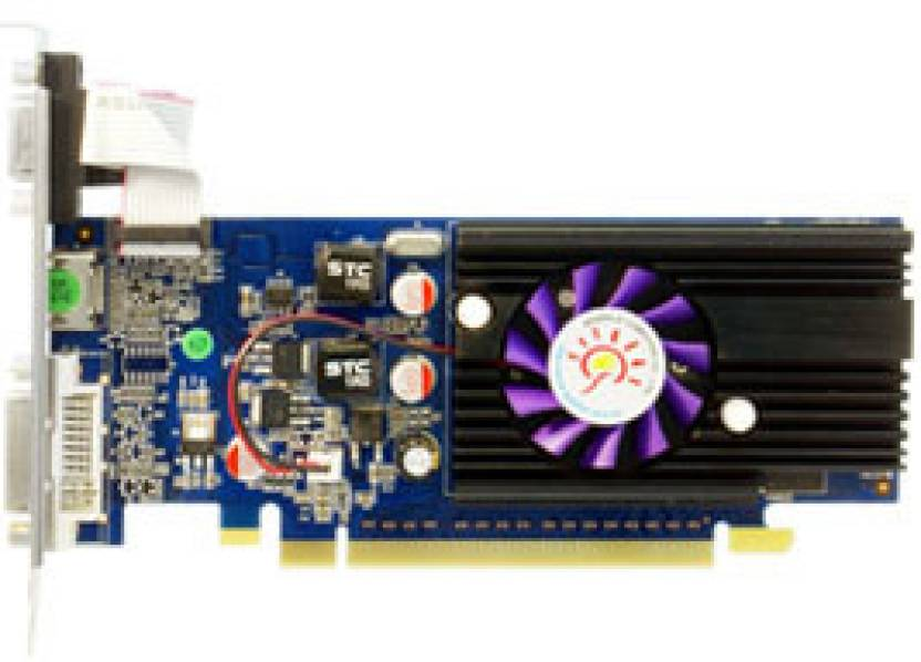 Sparkle NVIDIA GeForce 8400 GS 1 GB DDR3 Graphics Card