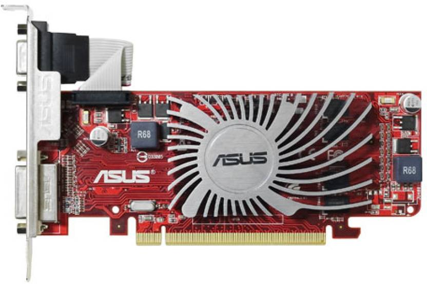 Asus AMD/ATI Radeon HD 5450 1 GB DDR3 Graphics Card