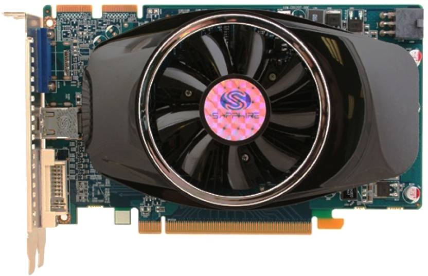Sapphire AMD/ATI Radeon HD 6750 1 GB GDDR5 Graphics Card