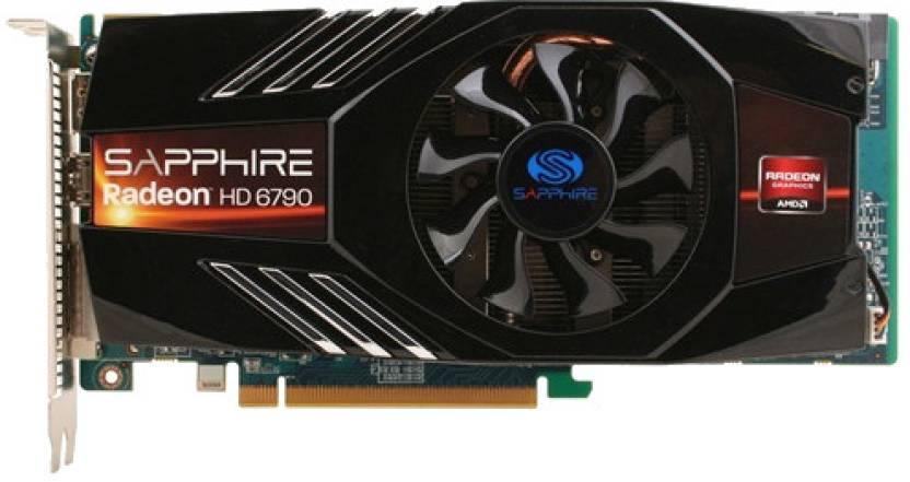 Sapphire AMD/ATI Radeon HD 6790 1 GB GDDR5 Graphics Card