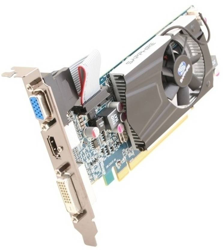 Sapphire AMD/ATI Radeon HD 6570 1 GB DDR3 Graphics Card