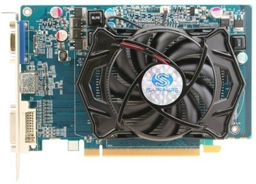 Sapphire AMD/ATI Radeon HD 5670 1 GB DDR3 Graphics Card