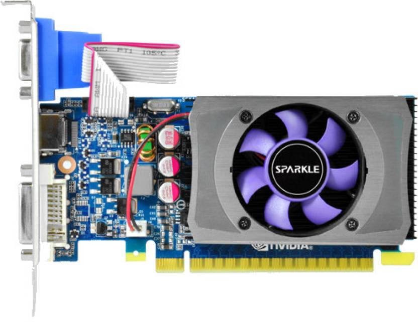 Sparkle NVIDIA GeForce GT 430 1 GB DDR3 Graphics Card