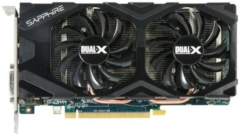 Sapphire AMD/ATI HD 7850 1GB GDDR5 1 GB GDDR5 Graphics Card