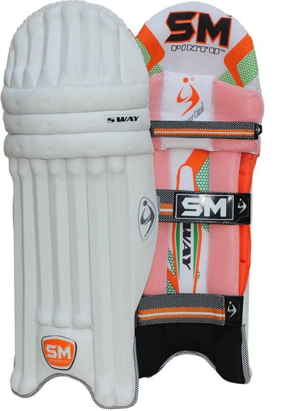 e04c4fc80 SM Sway Small Boys (30 -32 cm) Batting Pad - Buy SM Sway Small Boys ...