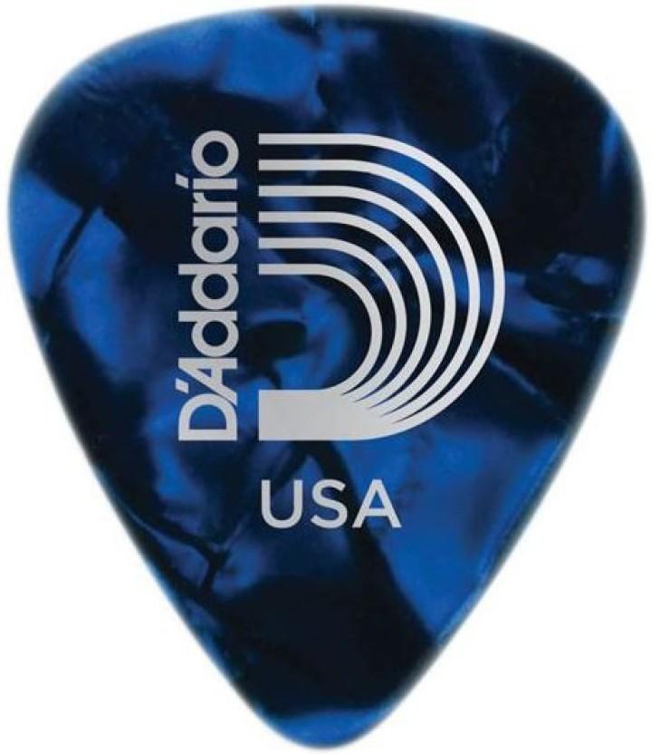 10 pack Planet Waves Multi-Color Celluloid Guitar Picks Light