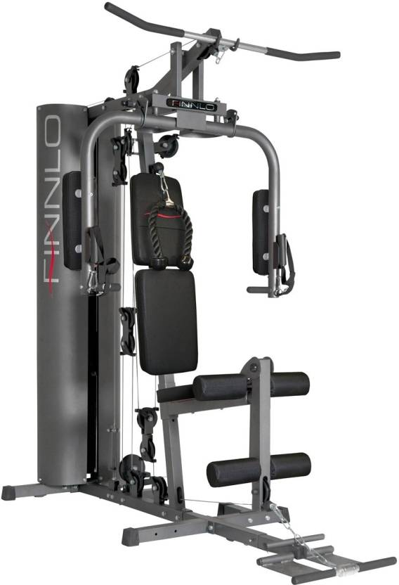 Hammer finnlo strength training station autark 600 home gym combo