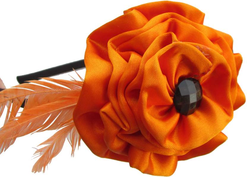 GD Orange Hair Band Price in India - Buy GD Orange Hair Band online ... 36108fe75cc