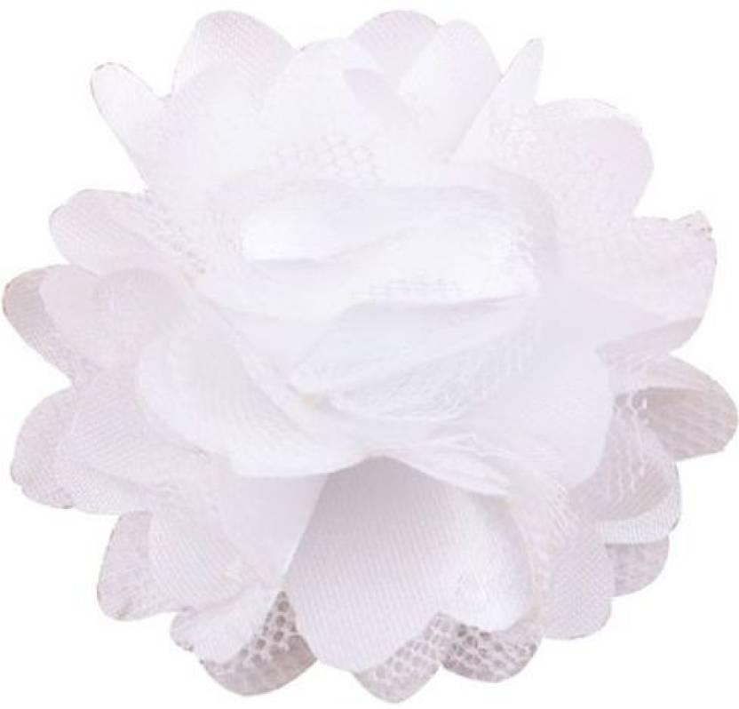 Bellazaara bellazaara cute mini mesh white satin hair flower clips bellazaara bellazaara cute mini mesh white satin hair flower clips girls hair clip mightylinksfo