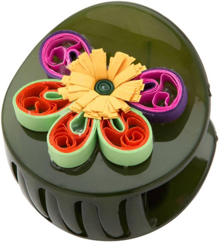 Just imagin clutch with paper flower hair clip price in india buy just imagin clutch with paper flower hair clip mightylinksfo