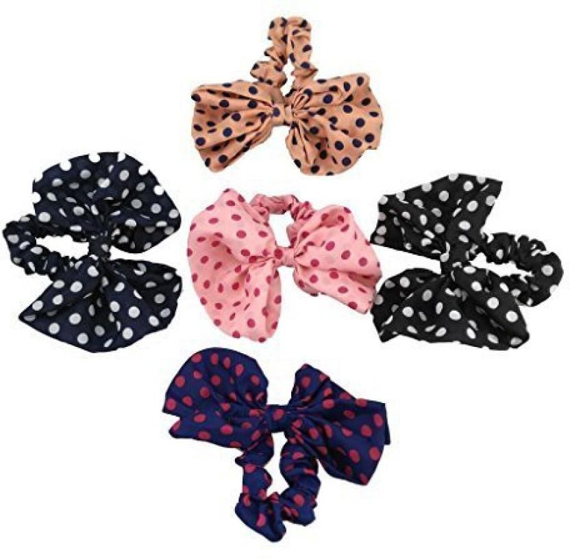 Women Headband Headwear Elastic Baby Headdress Kids Hair Band Girl Hair Bow Knot