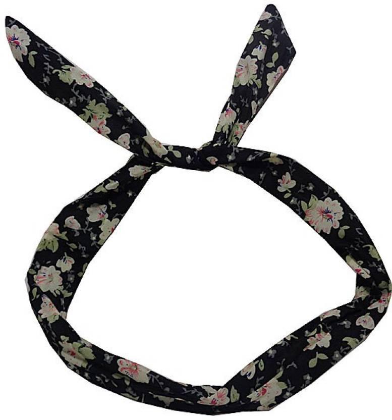 Trendeela.com Feriha Flexible Wire Headband Head Band Price in India ... a9dfec4391a