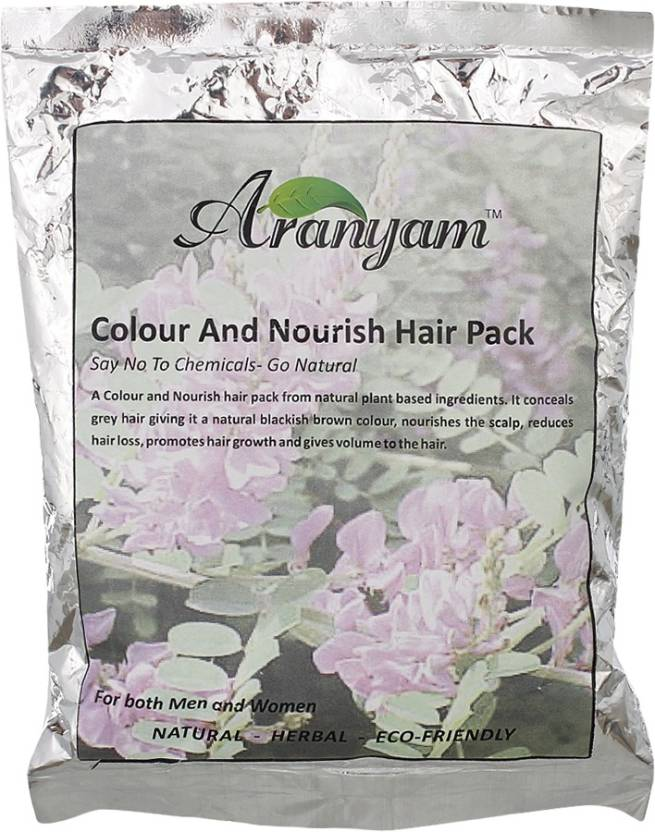 Aranyam Color and Nourish Hair Color