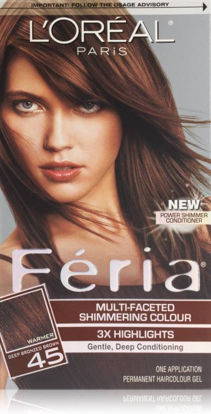 Loreal Paris Feria French Roast Hair Color Price In India Buy L