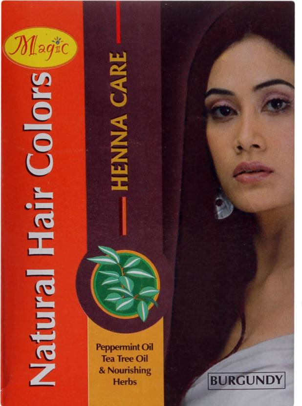 Nature'S Natural Hair Colors - Henna Care Hair Color