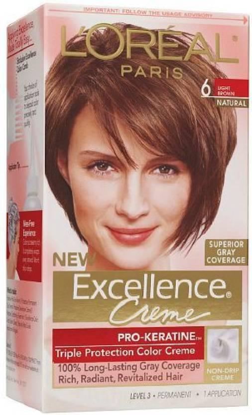 L'Oreal Paris Excellence Hair Color