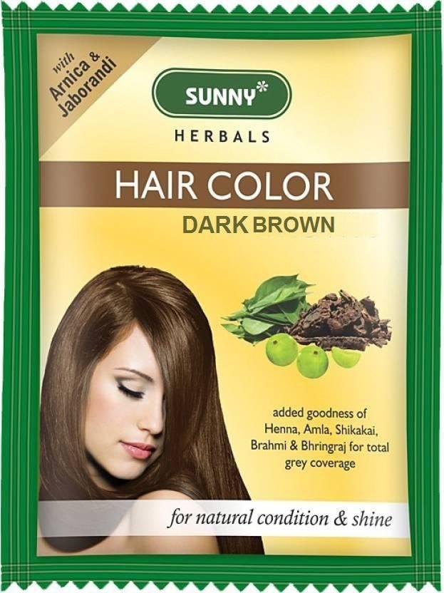 Bakson\'s Sunny Hair Color ( Pack of 4 pcs. ) Hair Color