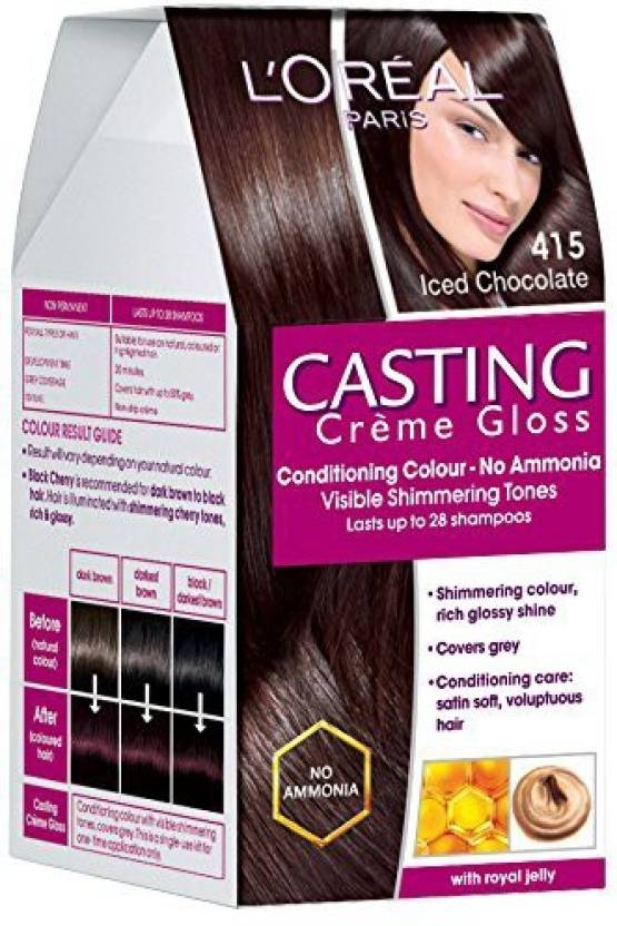 L\'Oreal Paris Casting Creme Gloss Hair Color - Price in India, Buy ...