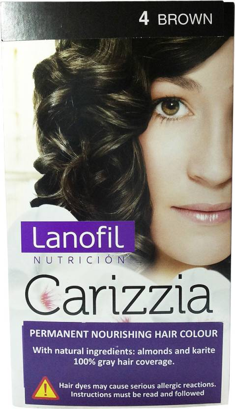 Lanofil Carizzia New  Hair Color