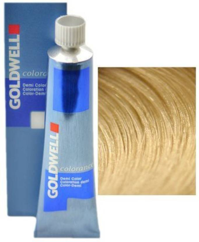 Goldwell Colorance Demi Color Coloration Tube 8n Light Blonde Hair