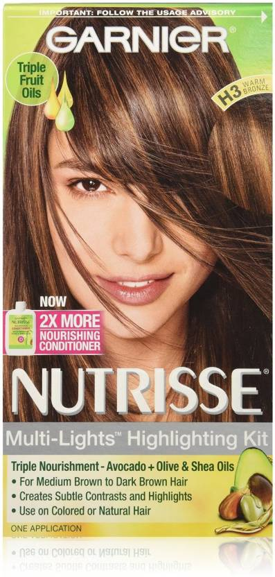 Garnier Multi Lights Highlighting Kits Hair Color Price In India