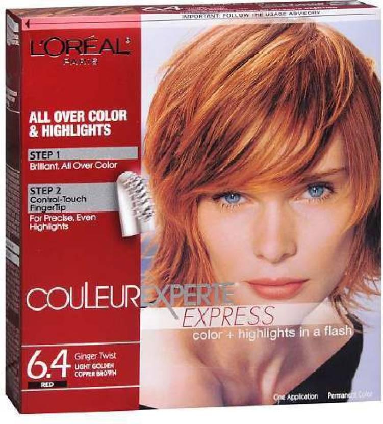 Loreal Paris Paris Couleur Experte Express Easy 2 In 1 Color