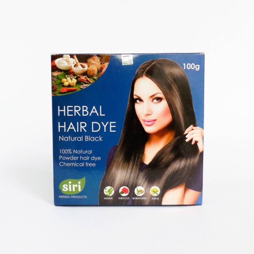 Siri Herbal Products 100g Powder Hair Color Price In India Buy