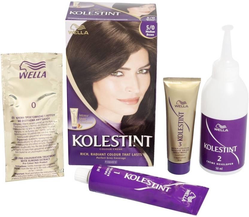 Wella Professionals Kolestint Hair Color  Price In India Buy Wella Professi