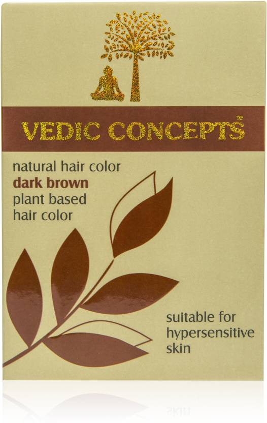 Vedic Concepts Organic Hair Color