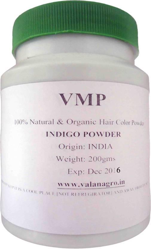 VMP 200g X 1 Indigo Powder Hair Color