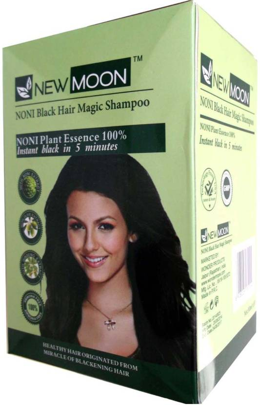 New Moon Noni Hair Color
