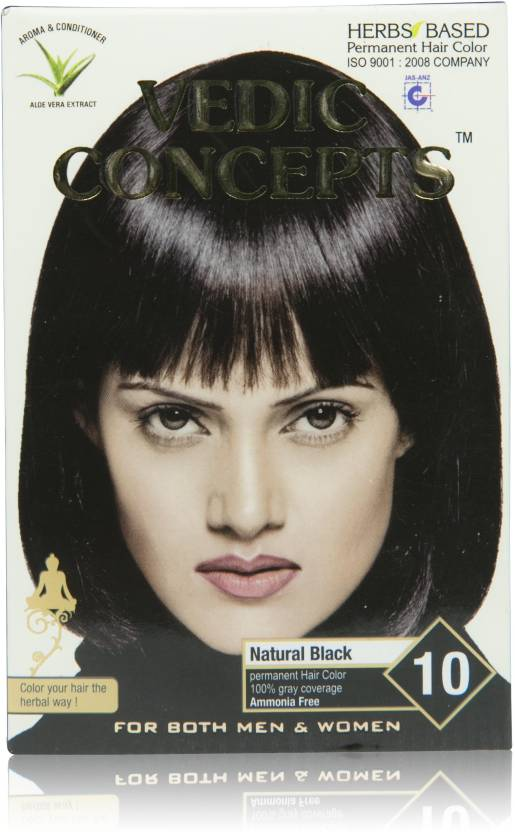 Vedic Concepts Herbal Hair Color