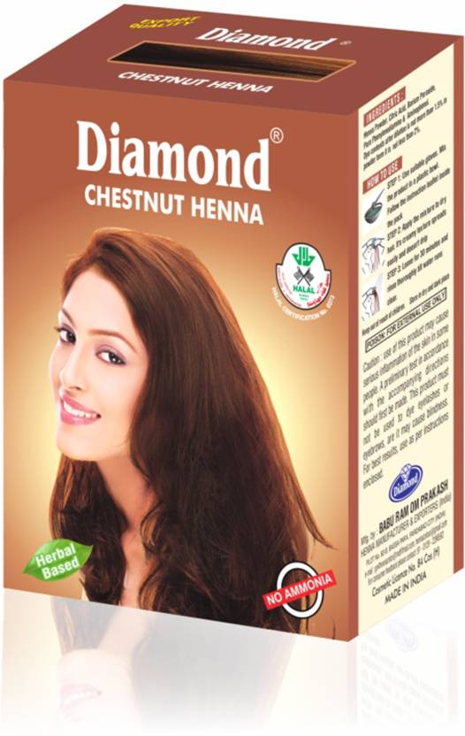 Diamond Chestnut Henna Hair Color - Price in India, Buy ...